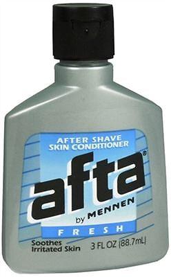 Afta After Shave Skin Conditioner Fresh 3 oz (Pack of - Afta Skin Conditioner