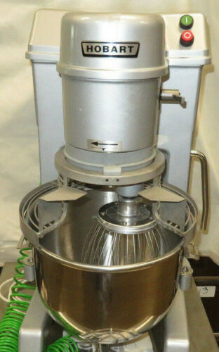 Hobart Commercial Dough Mixer Model Ncm20  230 Volts