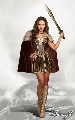 Dreamgirl Victorious Beauty Warrior Gladiator Womens Halloween Costume 9827