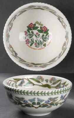 Portmeirion BOTANIC GARDEN Rhododendron Salad Serving Bowl 9492228