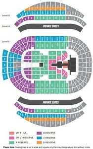 1 x A Reserve Floor Justin Bieber Sydney Ticket Adamstown Newcastle Area Preview