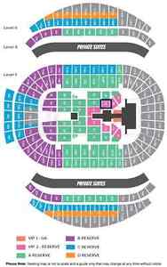 2 x Justin Bieber VIP Tickets - Sydney Show (3rd row from front) Eastwood Ryde Area Preview
