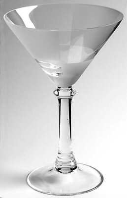 Nautica FROST BLOCK CLEAR Martini Glass 4026504