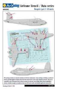 Mosquito-Airframe-Stencil-Data-Markings-1-32-scale-Aviaeology-Decals