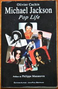 Michael Jackson POP LIFE Olivier Cachin - France - État : Bon état: Livre ayant déj été lu, mais qui est toujours en bon état. La couverture présente des dommages mineurs, comme des éraflures, mais n'est ni trouée ni déchirée. Pour les couvertures rigides, la jaquette n'est pas nécess - France