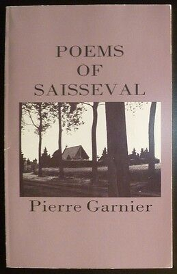 Poems of Saisseval In French and English