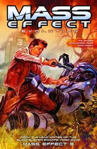 Mass Effect Vol 2: Evolution Graphic Novel 2011 TPB EA Dark Hose Comics