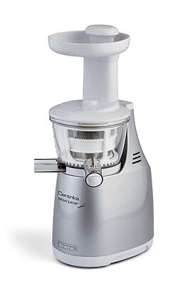 Estrattore succhi Ariete Centrika metal slow juicer centrifuga freddo 168 Rotex