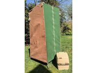 Porta Potti 265 and toilet tent