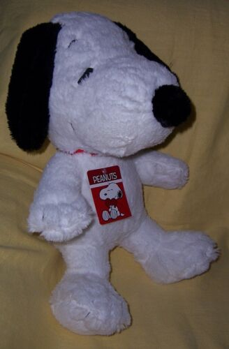 """Snoopy 18"""" Tall New with Tags Very Soft & Huggable Large Snoopy Plush"""