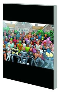 NEW X-MEN By Grant Morrison GN TPB Book 3 (136-Pages) - Marvel Comics!