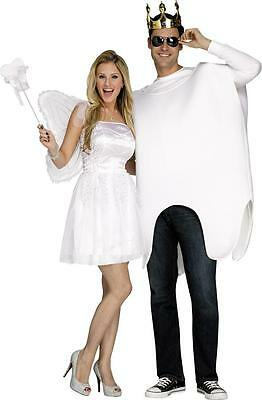 ADULT TOOTH FAIRY & TOOTH COUPLES COSTUME - Tooth Costumes