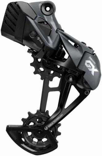 SRAM GX Eagle AXS Rear Derailleur - 12-Speed, Long Cage, 52t Max, Lunar