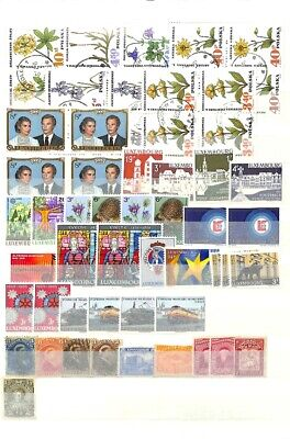 [OP7798] Worldwide lot of stamps on 12 pages