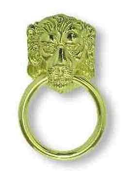 Lion Ring-pull (P-21 LION HEAD DESIGN RING PULL 2-3/8