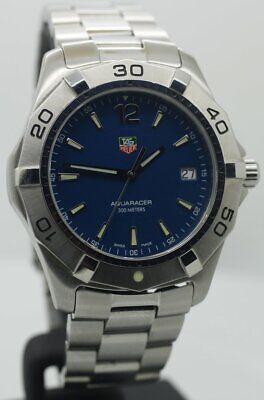 TAG Heuer Aquaracer 300m Blue Men's Swiss Watch