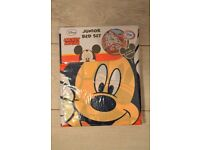 Disney Mickey Mouse junior bed set