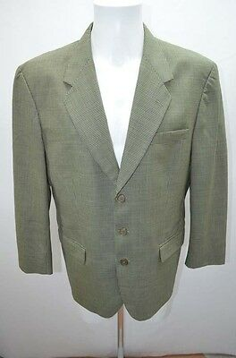 Ted lapidus veste homme costume 52 t52 l vert