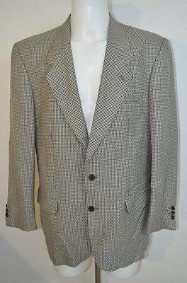 Ted lapidus veste costume jacket suit 54 t54 xl