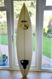 Surfboard 6ft 6 + Bag + Leash