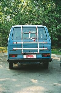 FIAMMA CARRY BIKE CYCLE RACK VWT3 / VW T25 AFTER 1980 camper carrier T3 02093C01