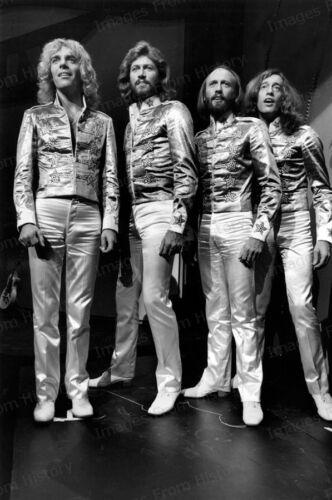 8x10 Print Bee Gees Peter Frampton Sgt. Pepper