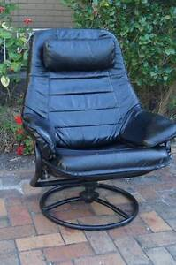Leather Recliner Brighton Bayside Area Preview