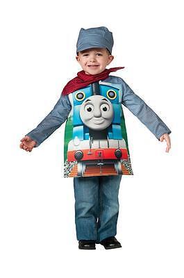 BOYS TODDLERS THOMAS THE TANK ENGINE COSTUME SIZE 3T RU610084](Thomas The Engine Costume)