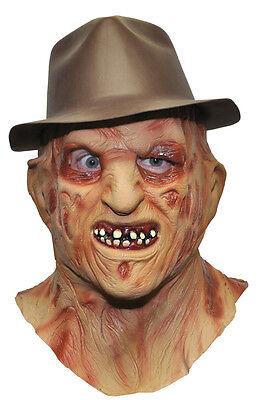 Freddy Krueger Fedora Hat (Nightmare on Elm Street - Freddy Krueger Oversized Fedora)