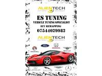 ES TUNING Mobile ECU Remapping remap, dpf & egr delete removal Audi Ford Vaux Merc BMW +