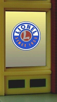 Miller's Lionel Animated Neon Window Sign Ho/o Scale 8855