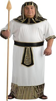 Egyptian Pharoah Costume (ADULT PHAROAH EGYPTIAN HALLOWEEN COSTUME PLUS SIZE)