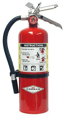 Amerex B500 5 Lb Abc Multi-purpose Fire Extinguisher 2a10bc
