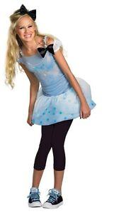 NEW TEEN, YOUNG ADULT GIRLS DISNEY CINDERELLA TWEEN FANCY DRESS COSTUME - 9-11