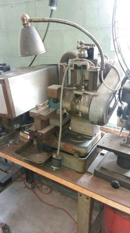 Barker PM mill machine
