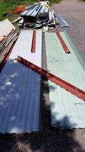ROOFING IRON - COLOURBOND - VARIOUS LENGTHS Nambour Maroochydore Area Preview