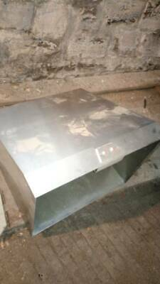 30 In Majestic Stainless Steel Commercial Hood - Il Pickup Only