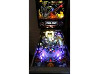 Pinball Machine Williams/Dutch Pinball Bride of Pinbot 2.0