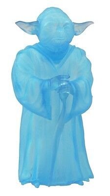 Sdcc 2014 Exclusive Diamond Select Translucent Yoda Bank Star Wars Movie Jedi