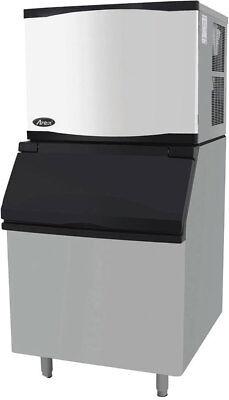 Atosa Yr450ap-161 Half Cube Ice Machine No Storage Bin Air Cooled 30 Wide