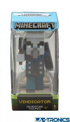 NEW MOJANG Minecraft Adventure Figures Vindicator Series 2