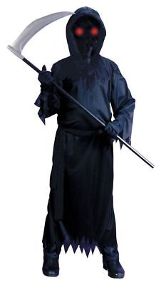 HORROR ROBES & REAPERS HALLOWEEN BOYS COSTUMES FADE IN/OUT (MULTIPLE OPTIONS) (Boys In Halloween Costumes)