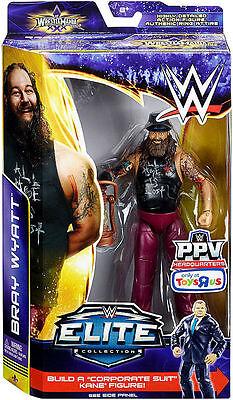 WWE Mattel Elite TRU BOPPV Series Wrestling Build a Figure Corporate Kane/_s101