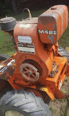 Ditch Witch M422 Trencher