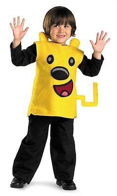 Wubbzy Classic 3T-4T  Costume - Wubbzy Costume