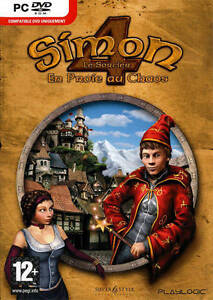 Simon the Sorcerer 4 - Chaos Happens (New & Sealed)