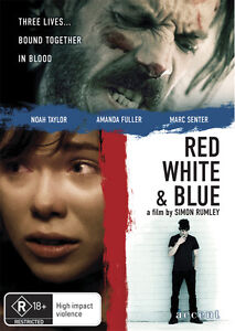 Red, White and Blue (DVD) - ACC0192