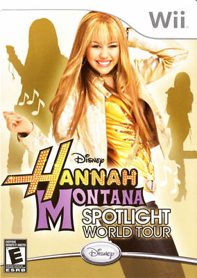 Disneyinteractive Hannah Montana: Spotlight World Tour Wi...