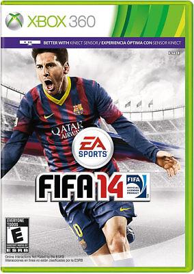 FIFA Soccer 2014 Xbox 360 New Xbox 360, Xbox 360 comprar usado  Enviando para Brazil