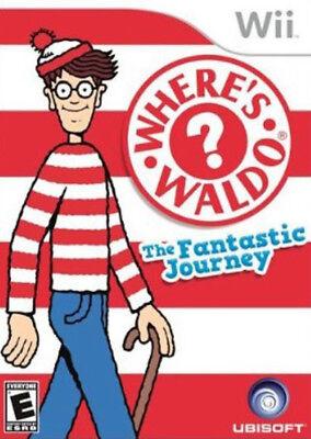 Ubisoft Where''s Waldo? Wii Nintendo Wii